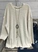 Plus Size Vintage Long Sleeve Shirts & Tops