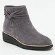 Low Heel Winter Boots