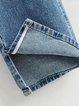 New Personalized Split Jeans