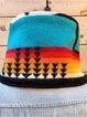 Multicolor Vintage Scarves & Shawls