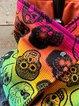 Multicolor Casual Scarves & Shawls
