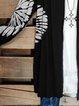 Shift Floral Long Sleeve Cotton-Blend Outerwear