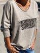 Shift Casual Long Sleeve Shirts & Tops