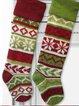 Knitted Geometric Casual Underwear & Socks