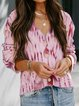 Fall And Winter Casual And Loose Cardigan Top