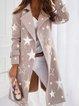 Long Sleeve Lapel Buttons Duffle Coats