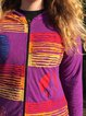 Shift Color-Block Long Sleeve  Outerwear