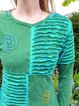 Casual Sheath Long Sleeve Shirts & Tops