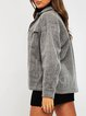 80s retro casual cotton soft and comfortable fit jacket