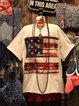Shift Vintage Short Sleeve Shirts & Tops