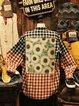 Cotton-Blend Vintage Shift Shirts & Tops