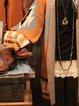 Tribal Cotton-Blend Long Sleeve Sweater