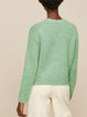 Solid color cardigan, comfortable and soft woolen knitted short coat