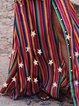 Shirt Collar Women Dresses Shift Daily Stripes Dresses