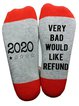 2020 Very Bad Would Like Refund Unisex Socks