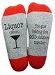 Liquor Unisex Socks