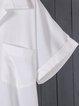 White Long Sleeve Shirts & Tops