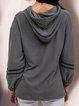 Long Sleeve Cotton Outerwear