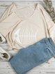 Long Sleeve Casual Printed Shirts