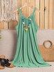 Spaghetti Summer Casual Dresses