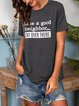 Like A Good Neighbor Stay There T-shirt