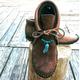 Women PU Green Camel Boots Round Toe Flat Heel boot stores near me