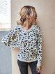 Leopard Casual Sweater