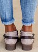 Low Heel Flats