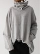 Shift Cotton-Blend Vintage Shirts & Tops