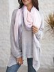 Pink Elegant Scarves & Shawls