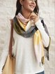 Yellow Vintage Scarves & Shawls