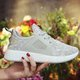 Breathable Panel Soft Non-slip Soles Wedge Heel Sneakers