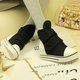 Breathable Wedge Heel Magic Tape Mesh Boots