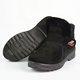 Non Slip Fleece Lined Platform Magic Tape Boots