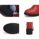 Low Heel PU Casual Zippers Boots