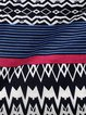 Tribal Cotton Vintage Dual Use Scarf Beanie Hat