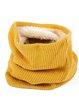 Knitted Casual Flash fleece Boa